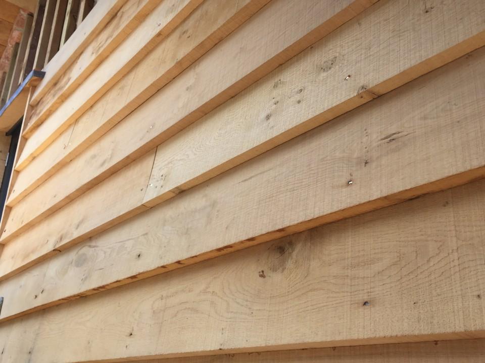 Wooden Cladding Horizontal ~ Timber cladding