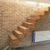 Contemporary Oak Staircase, design David Simmonds B.Eng. (hons)