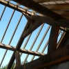 Rafters, August 2015, design & manufacture by Interesting Timbers