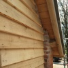 Oak Feather Edged Cladding April 2016...Cladding made to order by Interesting Timbers