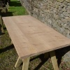 Oak Table Top made from 4 pieces