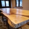 Elm Table Top Slab