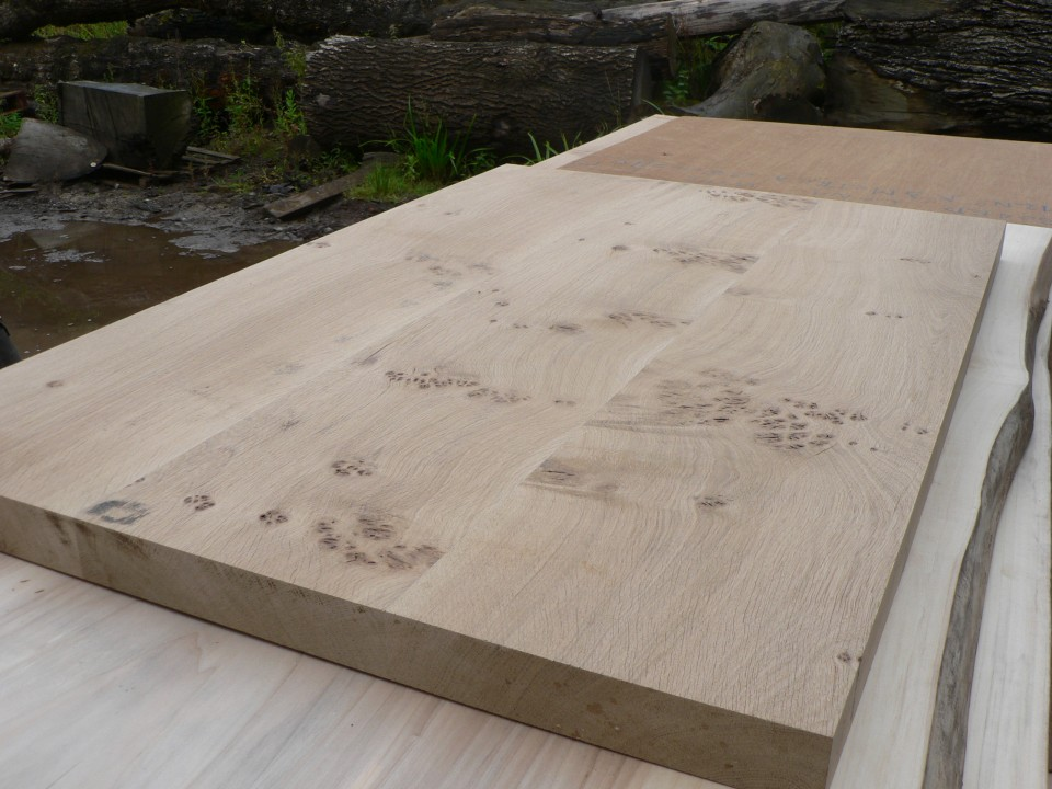 Several Jointed Boards (Table & Counter Tops)